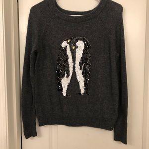 H&M Penguin Love Sweater